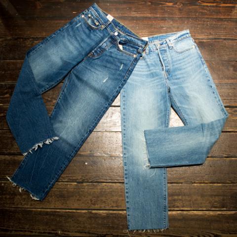 Jeans Donna Levi's Ultimo Vetrinando Arezzo
