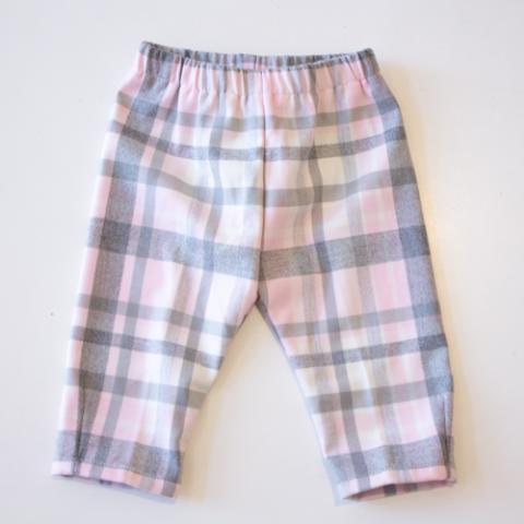 Pantalone Neonata Il Gufo Ada e Zucchero Vetrinando Arezzo