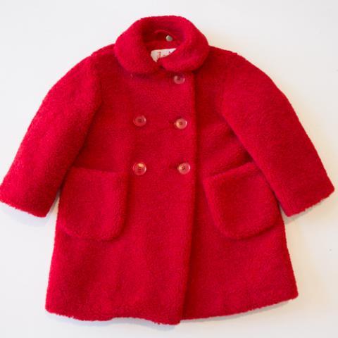 Cappotto Bambina Il Gufo Ada e Zucchero Vetrinando Arezzo