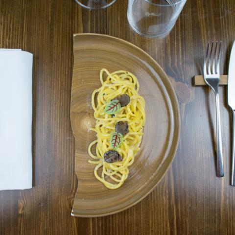 Spaghetti alla Chitarra Bistrot 31 Vetrinando Arezzo