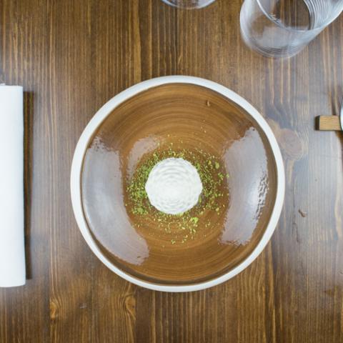 Cioccolato Bianco con Pere Bistrot 31 Vetrinando Arezzo
