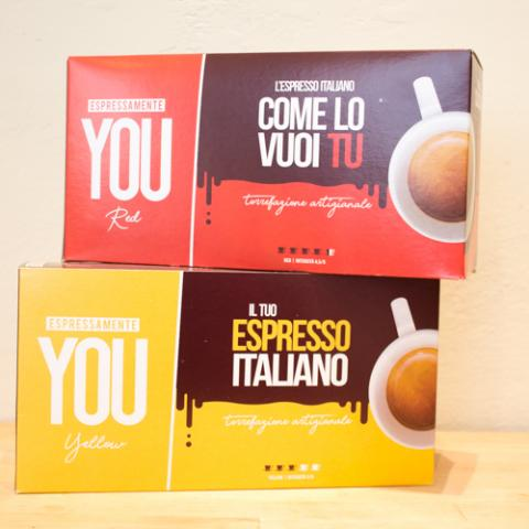 Cialde Espressamente You Click Cafè Vetrinando Arezzo