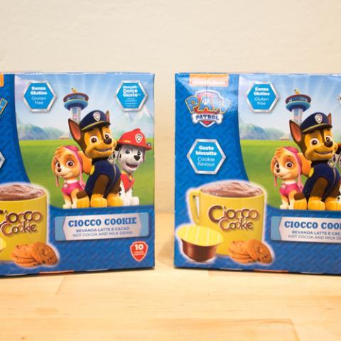 Ciocco Cookie Paw Patrol Click Cafè Vetrinando Arezzo