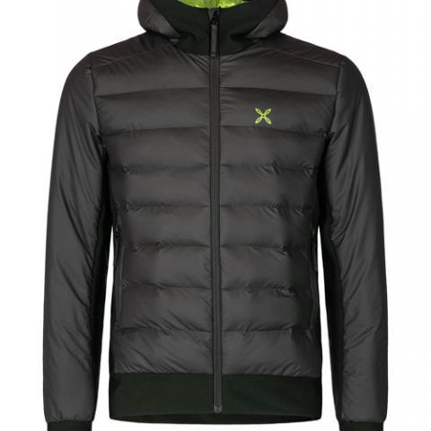 Giubbotto Uomo Black Jacket Alpstation Montura Vetrinando Arezzo
