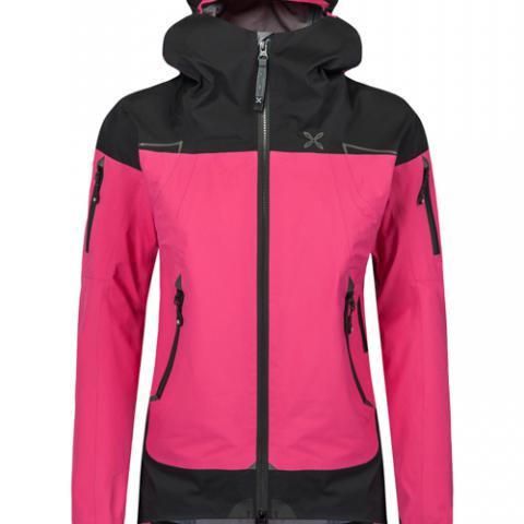 Steel Pro Jacket Donna Alpstation Montura Vetrinando Arezzo
