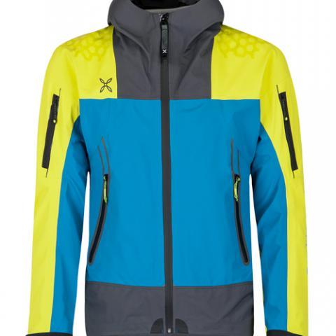 Giubbotto Uomo Kirkwood Jacket Alpstation Montura Vetrinando Arezzo