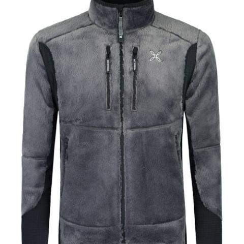 Nordic Fleece Jacket Uomo Alpstation Montura Vetrinando Arezzo