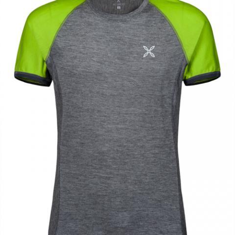 Run Wool T-Shirt Uomo Alpstation Montura Vetrinando Arezzo