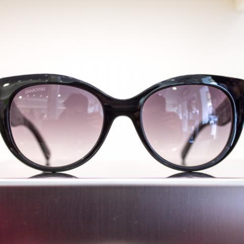 Occhiali da Sole Donna Swarovski Ottica l'Occhiale Vetrinando Arezzo