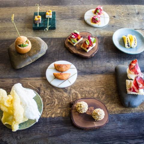 Aperitivi dalla Cucina Terramira Vetrinando Arezzo