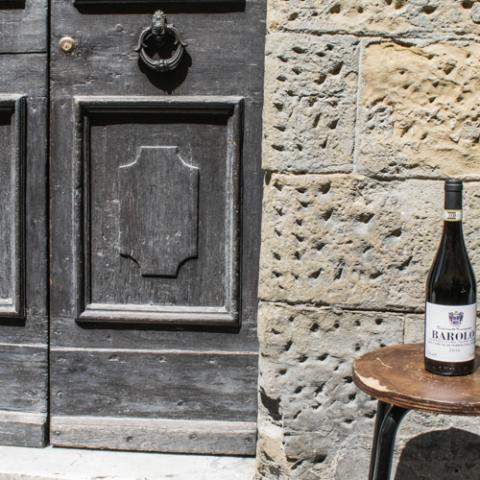 Barolo docg emilio in vineria vetrinando arezzo
