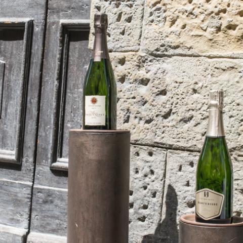Champagne emilio in vineria vetrinando arezzo