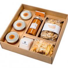 """Gift Box """"Dolce e Salato"""" Food and Chef Arezzo"""