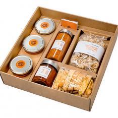 """Gift Box """"Dolce e Salato"""" No 2 Food and Chef Arezzo"""