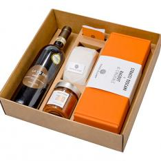 """Gift box """"Food and Drink"""" Food and Chef Arezzo"""