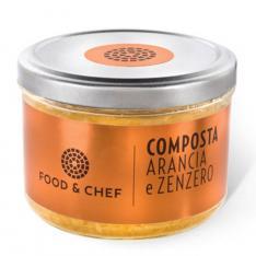 Composta Arancia e Zenzero Food & Chef Vetrinando