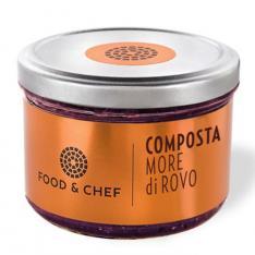 Composta More di Rovo Food & Chef Vetrinando