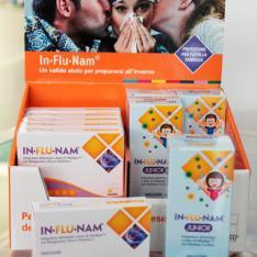 InfluNam Named difese immunitare Farmaerre
