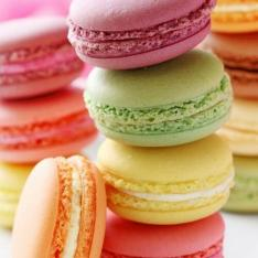 Macarones Eda's Bakery Vetrinando Arezzo