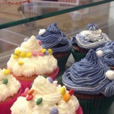 Cupcake Eda's Bakery Vetrinando Arezzo