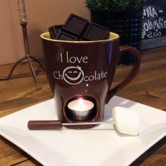 Cioccolata e marshmallow Eda's Bakery Vetrinando Arezzo