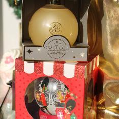 Palle di Natale Farmaerre Vetrinando Arezzo