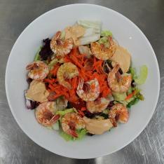 Prawn Salad Quokka cafè Arezzo
