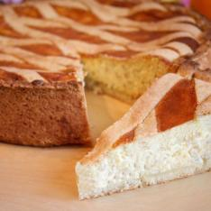 Pastiera napoletana Eda's Bakery Vetrinando Arezzo