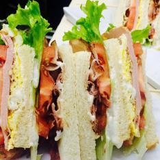 Club Sandwich Quokka cafè Arezzo