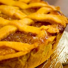 Torta ricotta marmellata Eda's Bakery Vetrinando Arezzo