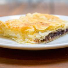 Quiche salata ricotta e radicchio Eda's Bakery Vetrinando Arezzo