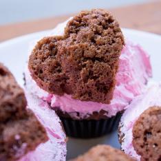 Cupcake San Valentino Eda's Bakery Vetrinando Arezzo