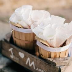 Romantic Wedding: allestimento crimonia Flowers Living Vetrinando Arezzo