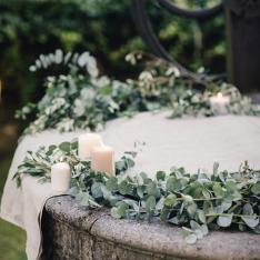 Late Autumn Wedding: dettagli Flowers Living Vetrinando Arezzo