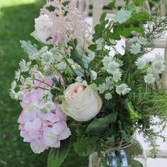 Wine Wedding Theme: allestimento ricevimento Flowers Living Vetrinando Arezzo