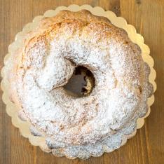 Ciambellone Eda's Bakery Vetrinando Arezzo