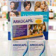 Arkocapil: benessere dei capelli Farmaerre Vetrinando Arezzo