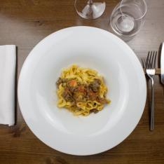 Scialatielli alla lepre ristorante Bistrot 31 Arezzo