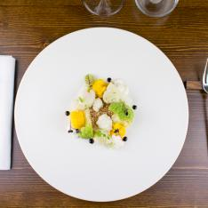 Insalata tiepida verdure e quinoa Bistrot 31 Vetrinando Arezzo