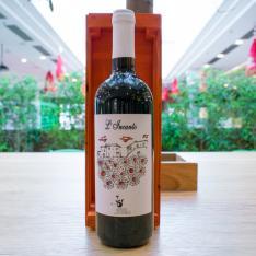I Vini: L'Incanto Tigelleria Toscana Vetrinando Arezzo