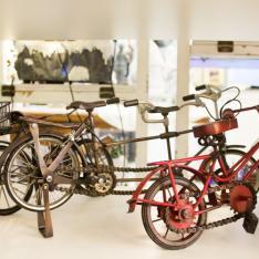 Soprammobili Biciclette Interni Design Vetrinando Arezzo