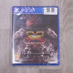Street Fighter 5 Arcade Edition Game Tekk Vetrinando Arezzo