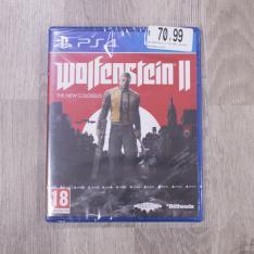 Wolfstein 2 Game Tekk Vetrinando Arezzo