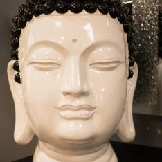 Testa di Buddha Interni Design Vetrinando Arezzo