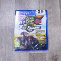 Pure Farming 2018 Game Tekk Vetrinando Arezzo