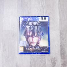 Final Fantasy XV Royal Edition Game Tekk Vetrinando Arezzo