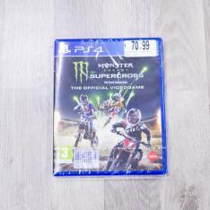 Monster Energy Supercross Game Tekk Vetrinando Arezzo