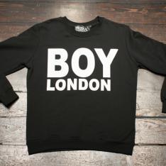 Felpa Uomo Boy London Ultimo Vetrinando Arezzo