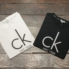 T-Shirt Uomo Calvin Klein Ultimo Vetrinando Arezzo