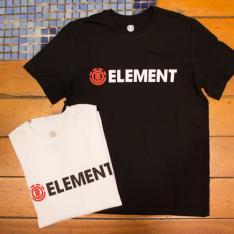 T-Shirt Uomo Element Officina Vetrinando Arezzo